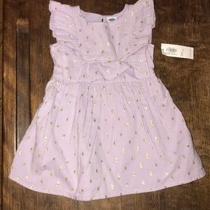 NWT, Old Navy Dress. Size 3-6 months. 👗👗👗